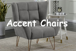 Accent Chairs at Lakewood Furniture