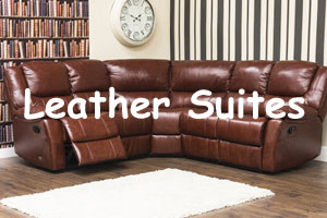 Leather Suites at Lakewood Furniture